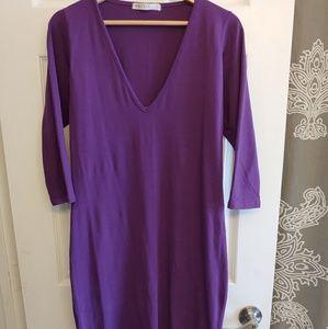Women's Rebdolls Bodycon Midi Dress Size Large